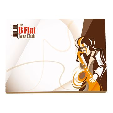 Picture of BIC 101mm x 75mm 50 Sheet Adhesive Notepads
