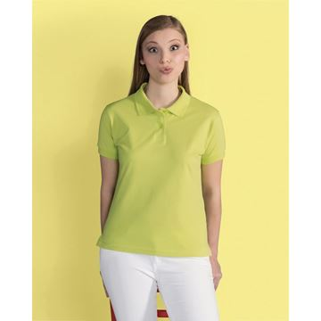 Picture of SG Ladies cotton polo shirt