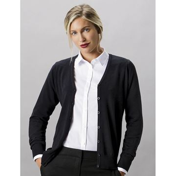 Picture of Ladies Long Sleeve Cardigan
