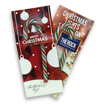 Picture of Candy Cane Cards