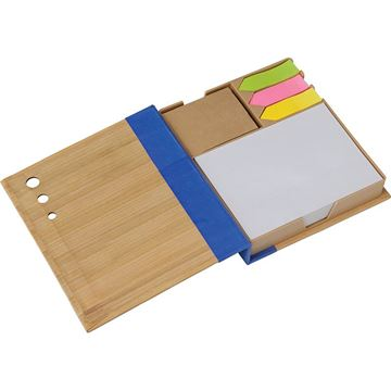 Picture of Note block with sticky notes