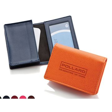 Picture of Deluxe Business Card Dispenser Window Pocket