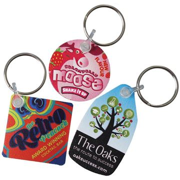 Picture of Foam-tuff Keyrings