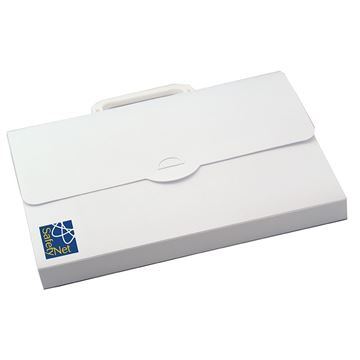 Picture of A4 Polyprop Box Wallet