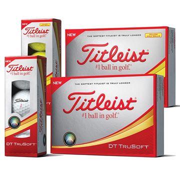 Picture of Titleist DT TruSoft Golf Balls