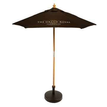 Picture of 2m Wooden Parasol